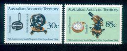 AAT Australian Antarctic Territory 1984 - Michel Nr. 61 - 62 ** - Australisch Antarctisch Territorium (AAT)