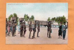 Sudan Dispatch Of Mail 1905 Postcard - Sudan
