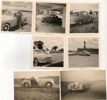 VARIA   AUTOS  1957  -     6 OP 6  CM - Cars