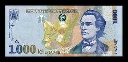 Rumania Romania 1000 Lei 1998 Pick 106(2) Watermark 2 SC UNC - Roemenië