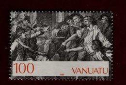 Vanuatu 1989 - Révolte De Nancy En 1790 - Vanuatu (1980-...)