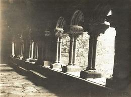 ESPAÑA - SANTIAGO DE COMPOSTELA, Iglesia Santa Maria, Monasterio - Fotografía 11x8cm - Archivo Théodore LHUILLIER - 1907 - Santiago De Compostela