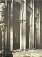 ESPAÑA - SANTIAGO DE COMPOSTELA, Catedral, Detalles # 2/5 - Fotografía 11x8cm - Archivo Théodore LHUILLIER - 1907 - Santiago De Compostela
