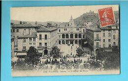 38-----VIENNE---l'hôtel De Ville---voir 2 Scans - Vienne