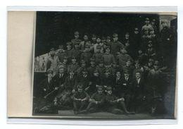 IVREA-IN ATTESA DEL TRENO PER IL FRONTE 3-10-1915-CON FERROVIERI NELLA STAZIONE-TEN.MEDICO-LANTERI MARIO-SANREMO- - Personaggi