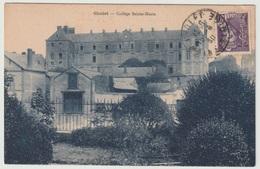 49 - CHOLET - Collège Sainte-Marie - Circulée - Cholet