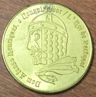 PORTUGAL DOM AFONSO HENRIQUES MÉDAILLE NATIONAL TOKENS PORTUGUESE JETON TOURISTIQUE MEDALS COINS - Entriegelungschips Und Medaillen