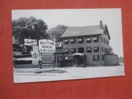 Valley Inn Diner Scarboro  Maine >  Ref 4262 - Etats-Unis