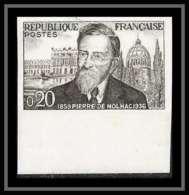 France N°1242 Pierre Girault De Nolhac Historien Non Dentelé ** MNH (Imperforate) - No Dentado