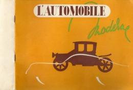 Album Chromo - 044A - L'AUTOMOBILE Par Flan PERFECTA - Environ 1950 - 20 Pages - Sammelbilderalben & Katalogue