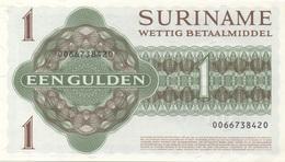 Suriname : 1 Gulden 1984 UNC - Suriname