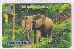 TK 25907 GREAT BRITAIN - Mercury  - 20MERA... Elephant - Ver. Königreich