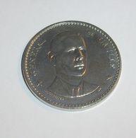 Médaille Uniface Général De Gaulle - Graveur Thiebaud - France