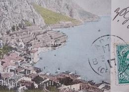 ITALY ITALIA Cartolina 1909 LIMONO Lago Di Garda  - Lombardia - Andere Städte