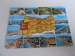 DEPARTEMENT CALVADOS - MULTIVUES - - Caen