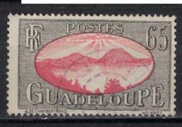 GUADELOUPE        N°  YVERT :   111      OBLITERE       (OB 6/64 ) - Usati