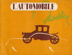 Album Chromo - 044B - L'AUTOMOBILE Par Flan PERFECTA - Environ 1950 - 20 Pages - Sammelbilderalben & Katalogue