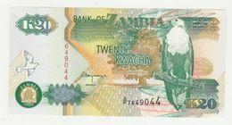 Bank Of Zambia 20 Kwacha 1992 UNC - Zambia