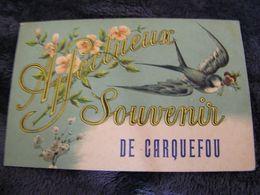 CPA - Carquefou (44) - Affectueux Souvenir De Carquefou - 1917 - SUP (DN 76) - Carquefou