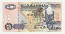 Bank Of Zambia 100 Kwacha 2005 UNC - Zambia
