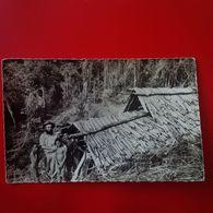 MISSION DE PAPOUASIE HUTTE EGLISE - Papua-Neuguinea