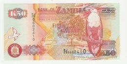 Bank Of Zambia 50 Kwacha 2007 UNC - Zambia