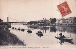 PECHE A LA LIGNE(FIN D OISE) - Conflans Saint Honorine