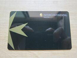 Intercontinental Malta - Cartas De Hotels