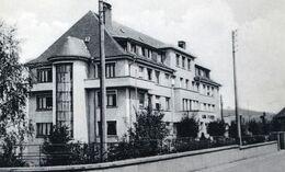 Luxembourg - WILTZ - Clinique St. Joseph Edit. Tony Mander - St Joseph Clinic - Wiltz