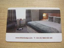 Best Western,Lintonlodge UK - Cartas De Hotels