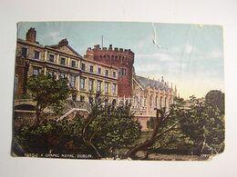 DEUROPEDD DUBLIN  CASTLE & Chapel Royal - Dublin