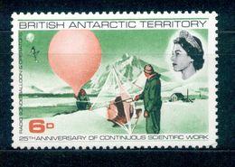 British Antarctic Territory - BAT - 1969 - Michel Nr. 21 * - Britisches Antarktis-Territorium  (BAT)