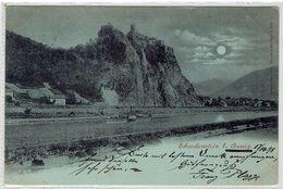 Ústí Nad Labem - Tschechien - Schreckenstein B. Aussig - Sudeten - Gesendet 1898 - Sudeten