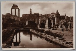 Rom Roma - S/w Foro Romano - San Pietro