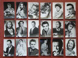 Lot 18 Photos Cpsm STUDIO HARCOURT Artistes Des Années 50 Presles Aumont Fresnay Herigoyen Jourdan Claveau Benzi Delorme - Artisti
