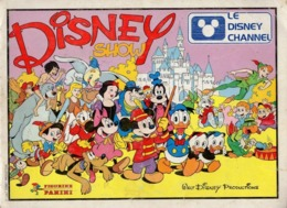 Album Chromo - 050B - DISNEY SHOW - Le Disney Chanel - Panini 1985 - Incomplet - Panini