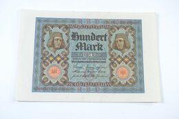 (AR10) Billet Allemand 100 Mark 1920 - [ 3] 1918-1933: Weimarrepubliek