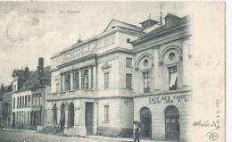 Doornik - Tournai - Le Théatre - Café Des Varietes - 1906 - Tournai