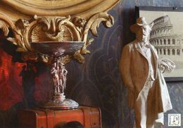 Frédéric Mistral Et Coupo Santo Musée Mistral à Maillane - Autres Communes