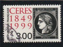 FRANCE ( 1999 )  Oblitéré  N° 3212 + Cachet Rond  - REF MS - France
