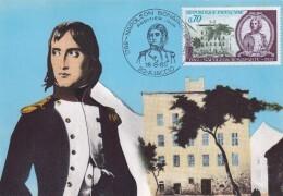 Napoléon - Carte - Napoleon