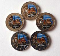ALLEMAGNE 2013 - LES 5 ATELIERS - BADEN -  2 EUROS COMMEMORATIVE  -  VERSION COULEUR - [11] Collections