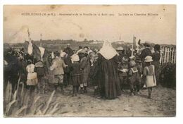 ROZELIEURES (54) - Anniversaire Bataille Du 15 Août 1914 - Other Municipalities