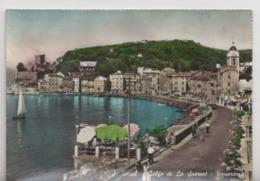 S. Terenzio , Golfo Di La Spezia - Viaggiata 27/09/1957 - La Spezia