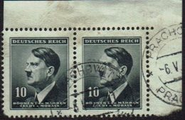 Böhmen-Mähren 1942, MiNr 89, Gestempelt - FDC