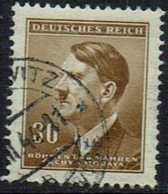 Böhmen-Mähren 1942, MiNr 90, Gestempelt - FDC