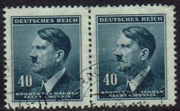 Böhmen-Mähren 1942, MiNr 91, Gestempelt - FDC