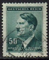 Böhmen-Mähren 1942, MiNr 92, Gestempelt - FDC