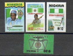 2000 NIGERIA - Democracy - Nigeria (1961-...)