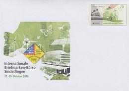 Germany 2016, EUROPA, CEPT, Green Environment, Postal Stationery - 2016